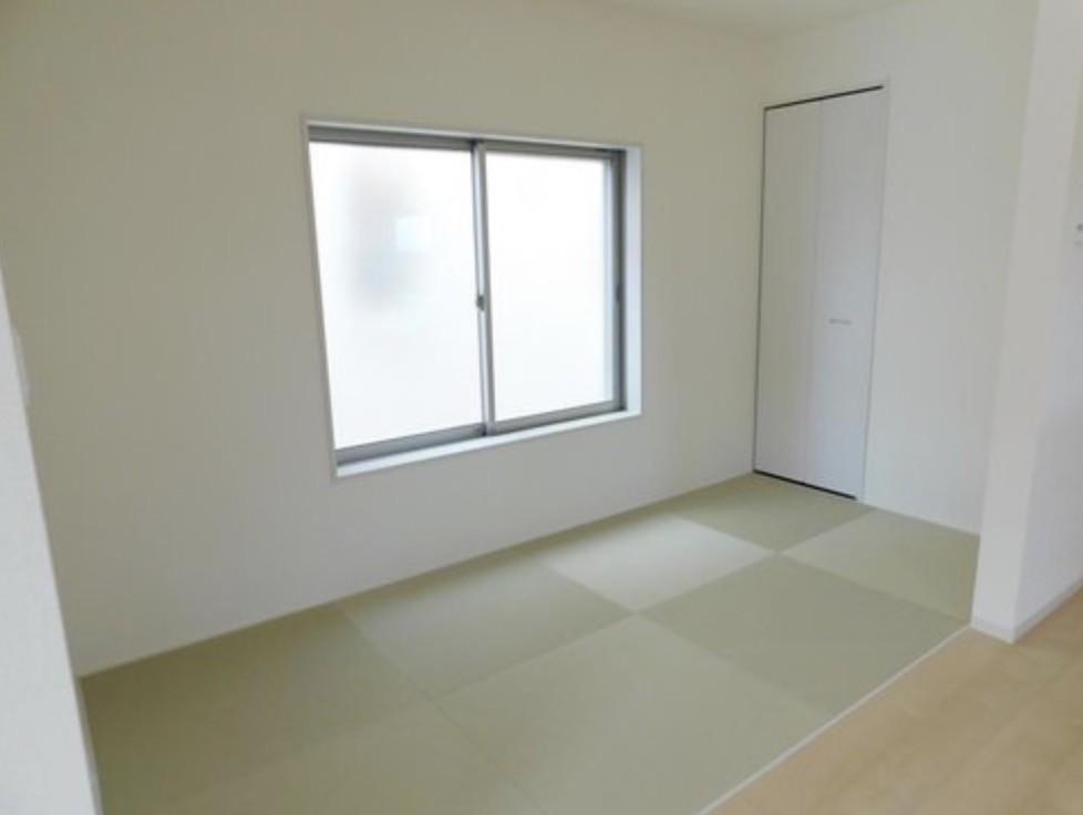 和室、さいたま市緑区美園1丁目 新築戸建 4180万円